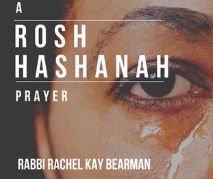 Following Channah's Example: A Prayer for Rosh Hashanah