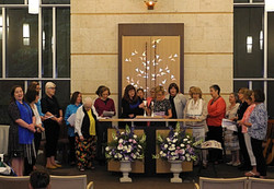 Sisterhood Shabbat at TBC