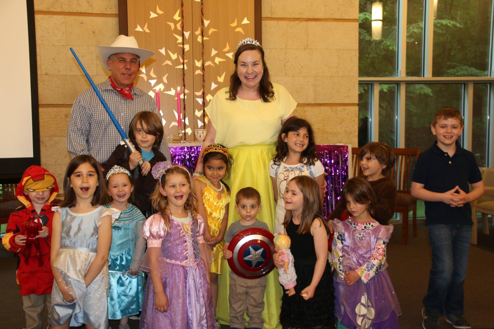 Disney Shabbat!