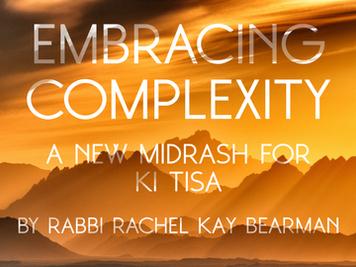 A New Midrash for Ki tisa