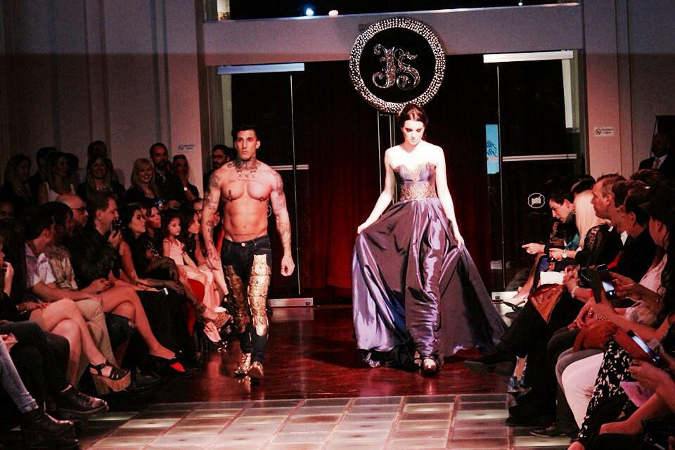 Jorge Sandoval Fashion Show