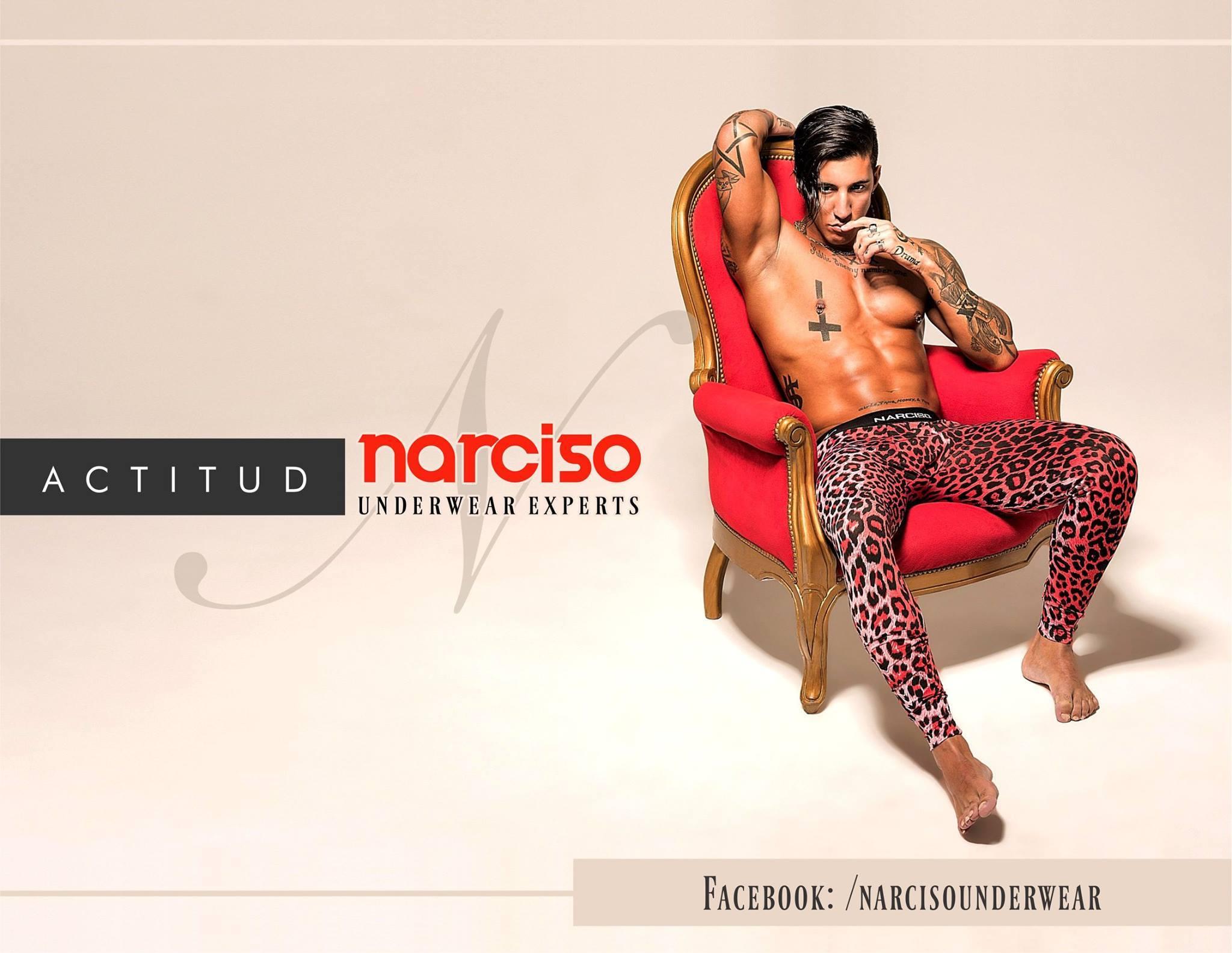 Campaña Narciso Underwear