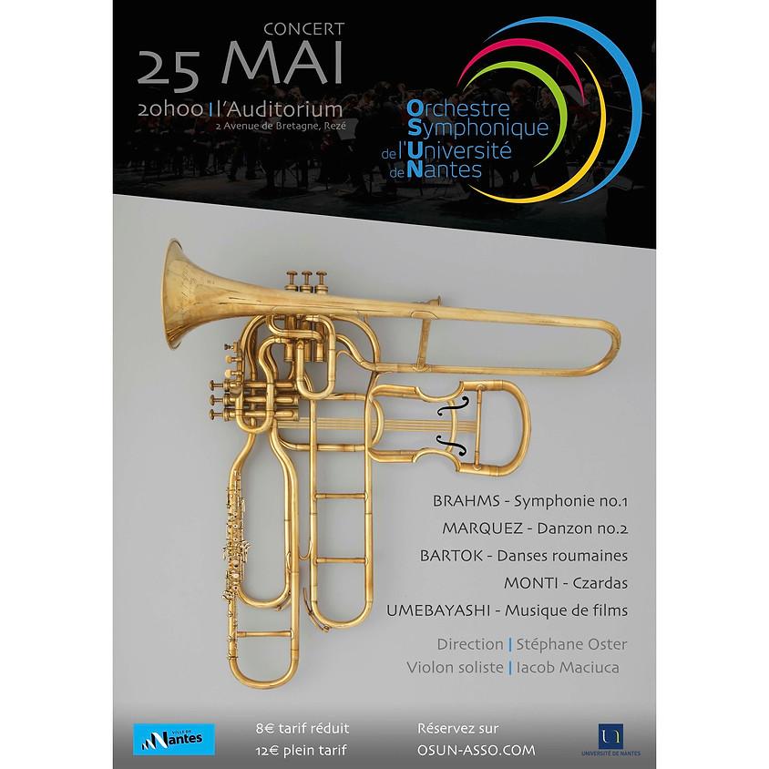 Concert OSUN - La Soufflerie - 25 Mai