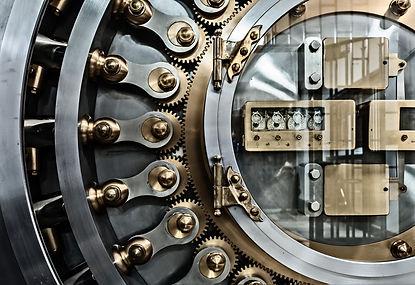 safe vault door