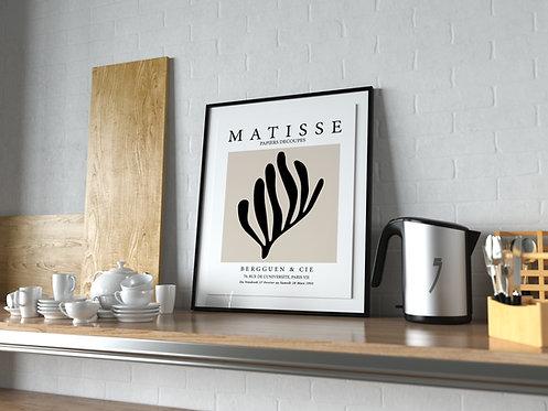 MATISSE GÖRSEL Poster MP0041