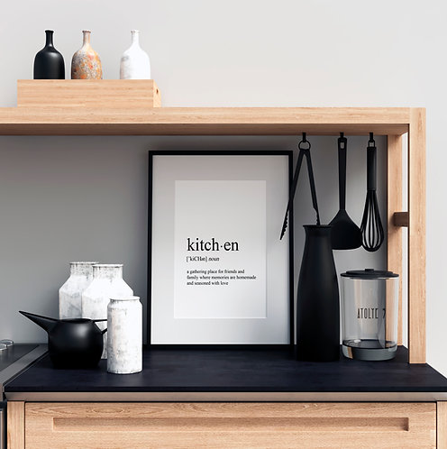 Kitch.en Poster MP0027