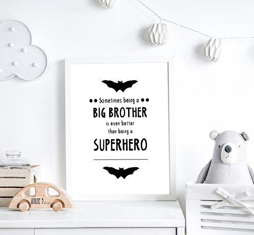 Hero Poster ÇO004
