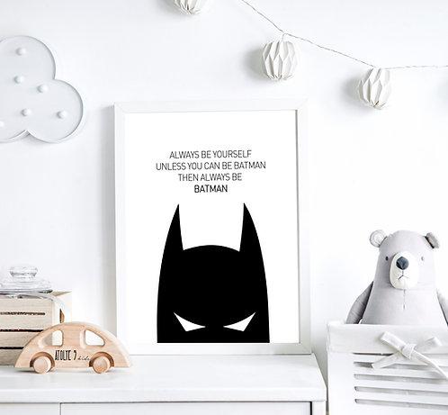 Hero Poster ÇO002