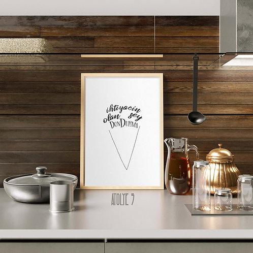 Dondurma Poster MP0018