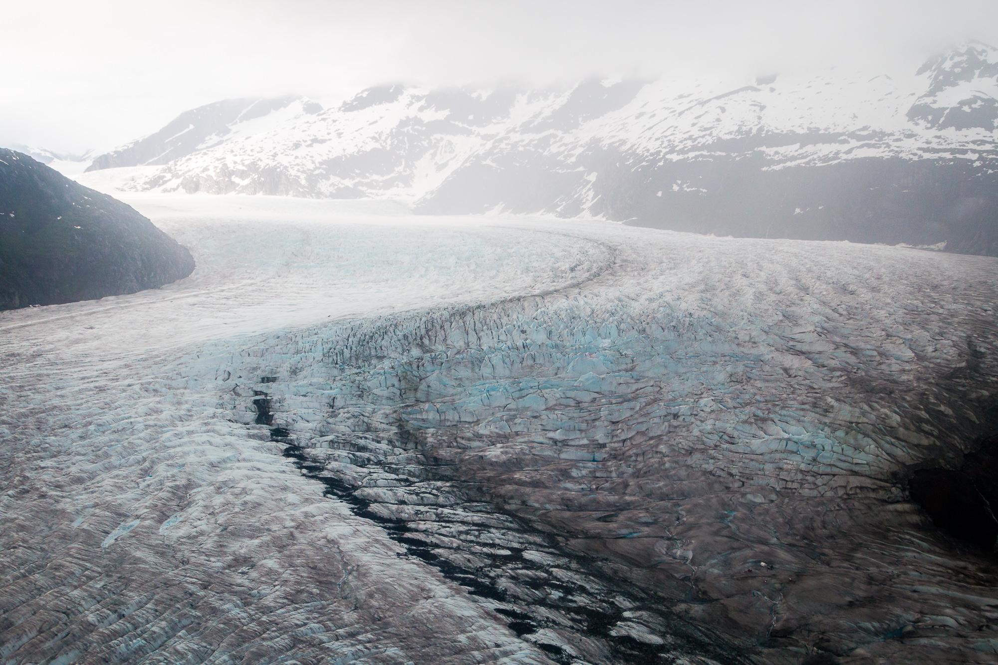 4. mendenhal glacier