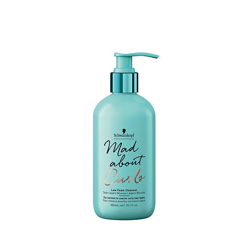 LOW FOAM CLEANSER Champú - 300ml - MAD ABOUT CURLS