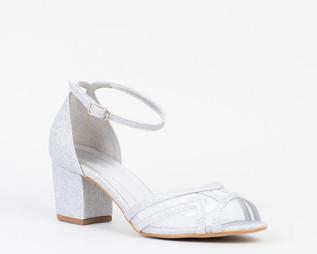 apple shoes brasil sandalia glitter prat
