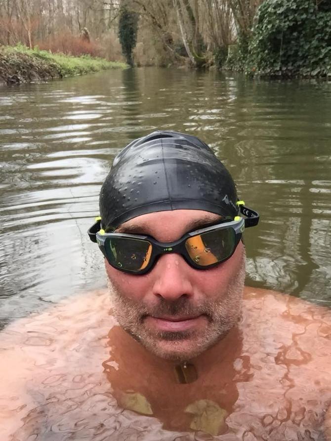 24 Déc 2018 : petit bain dans le Tholon