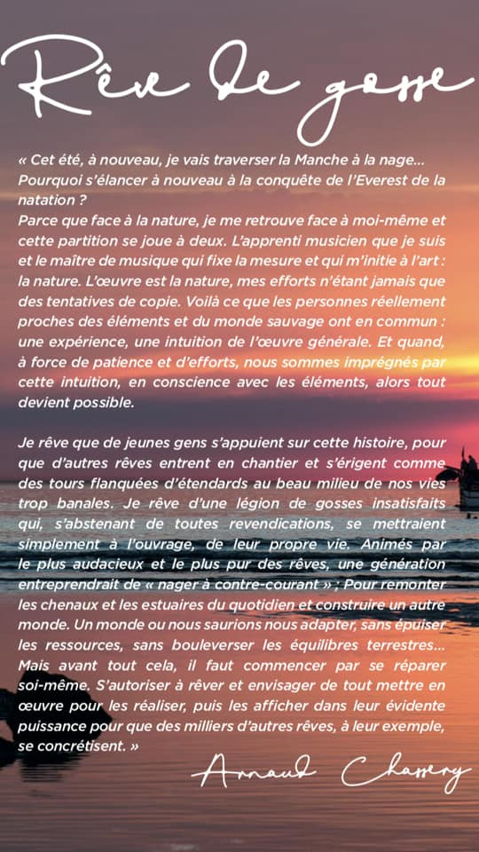 18 Avril : annonce offciel