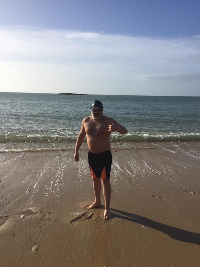 10 mars : Retour en Bretagne pour l'entrainement en mer