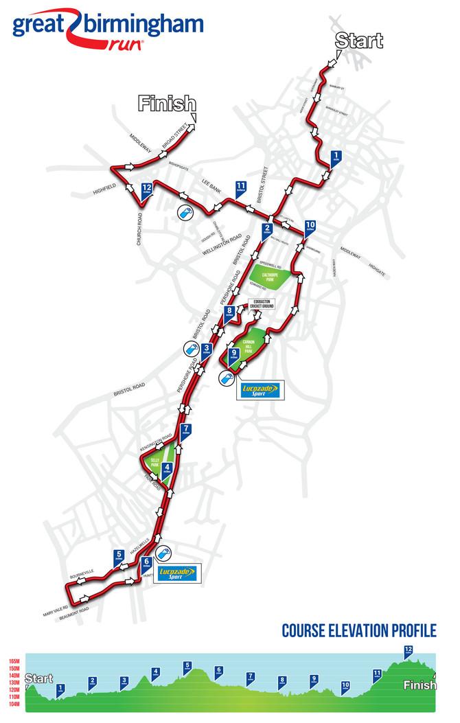 The Great Run Birmingham