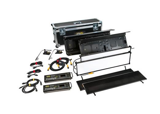 Kino Flo FreeStyle RGB LED Gaffer Kit