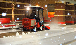 Empire Snow Clearing