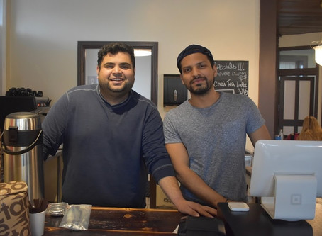 Franklin House Cafe Brings the Flavors of the World to Athens