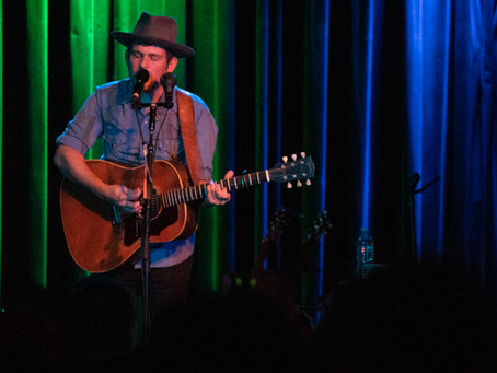 PHOTOS: Gregory Alan Isakov plays folk tunes for a sold-out 40 Watt Club