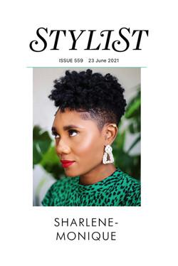 June 2021 Stylist magazine feature