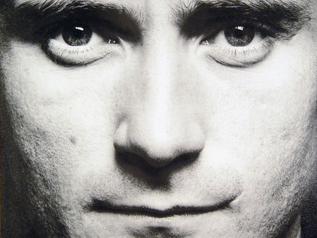 Sunday Quarantunes: Ear Candy for Sheltering in Place (I Heart Phil Collins Edition)
