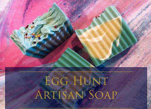 Egg Hunt Artisan Soap