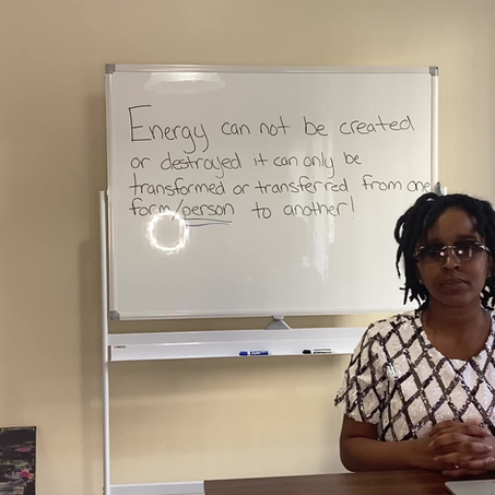 Mindfulness and Energy