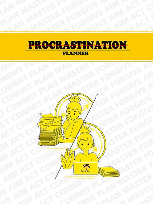 No Procrastination Planner 2