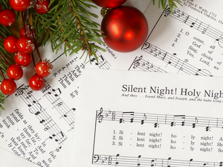 Christmas carols with St Mary Abbots School