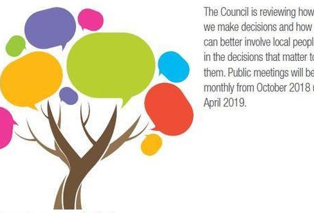 The next meeting in the Governance Review is next Tuesday