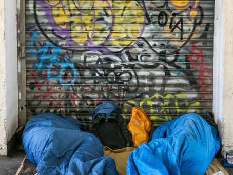 What To Do If You See Someone Sleeping Rough This Winter