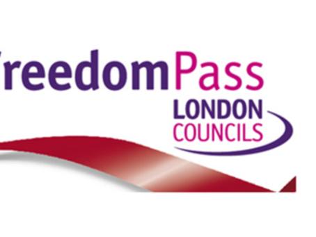 Freedom Pass renewal