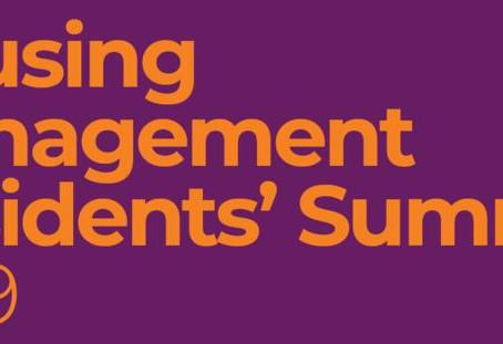 Housing Management Resident's Summit