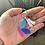 Thumbnail: Thyroid Cancer Butterfly Keychain