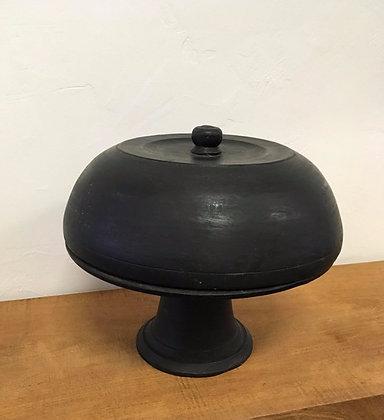 Platter on Pedestal with Lid