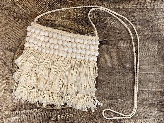 Ivory Sand Bag