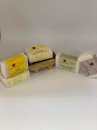 Natural Coconut Soap