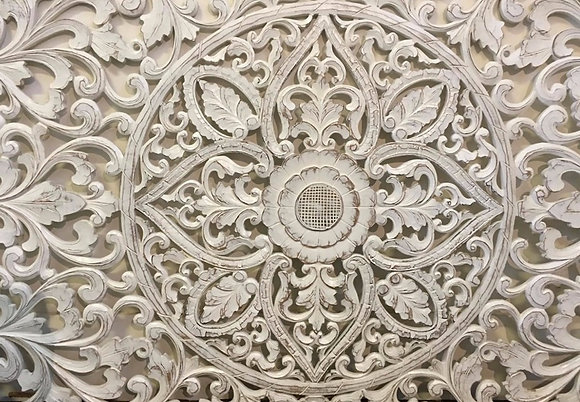 Tigerlily Wall Panel