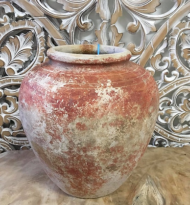 Antique Pottery Vesell