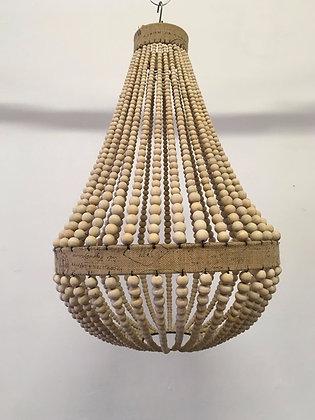 Beaded Light Pendant