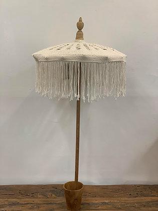 Crochet Parasols