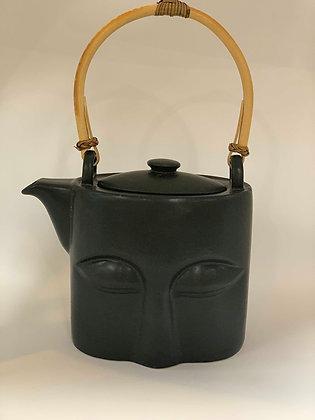 Face Tea Pot