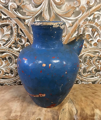 Antique Pottery Water Vesell