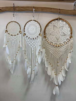 Tigerlily Dream Catcher