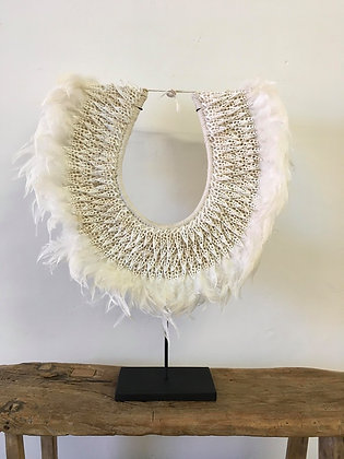 Boho Necklace on Stand
