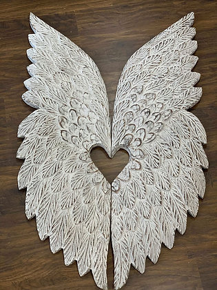 Castiel Angel Wings