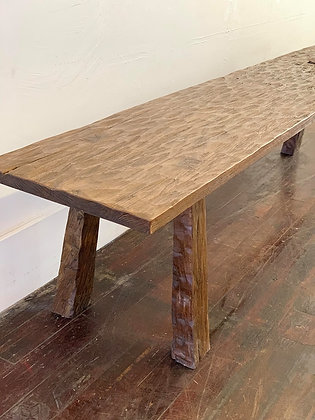 Antique Timber Bench
