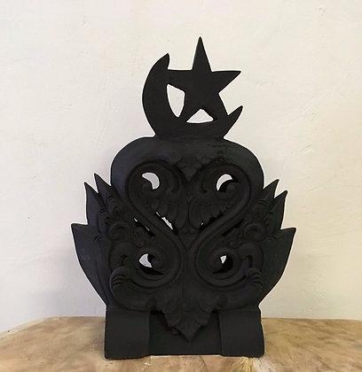 Balinese Terracotta Crown