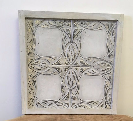 Framed Pressed Metal